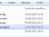 explorador de windows modificado