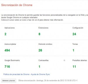 como reparar google chrome