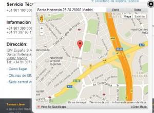 google maps automatico en crhome