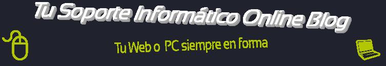 Tu blog de noticias informáticas | Tusoporteonline.es