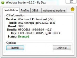 crakear windows 7 and view