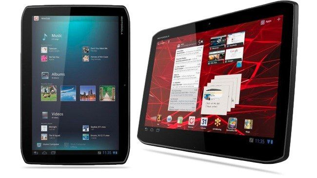 tablet motorola xoom 2 10 1 versi n wifi an lisis review. Black Bedroom Furniture Sets. Home Design Ideas