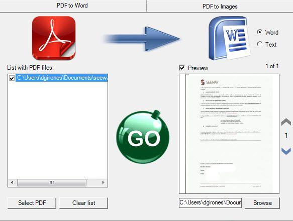como convertir archivos pdf a word  doc  docx  o word  excel y powerpoint a pdf desde internet