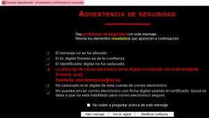 correu caducitat domini de red.es