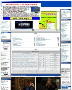 antigua web dgirones.com