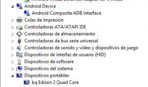 admin de dispositivos edison 2 qc